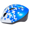 MET Super Buddy Kinderhelm white/blue airplanes